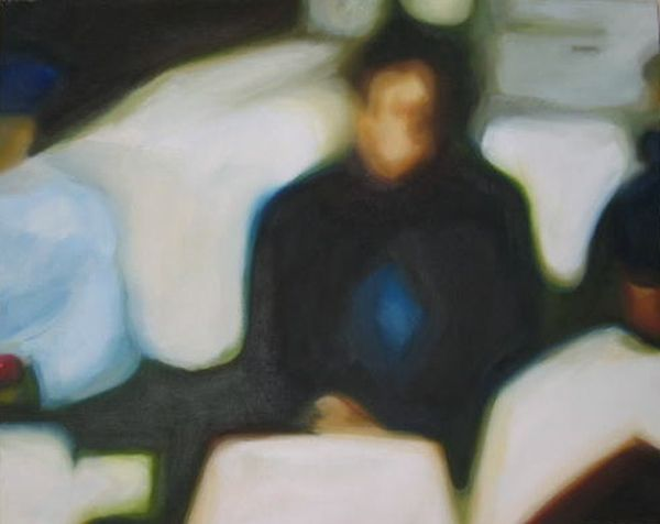 Alone Oil On Canvas, 40 X 50cm 2002